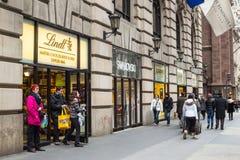Fifth Avenue NYC Stock Fotografie