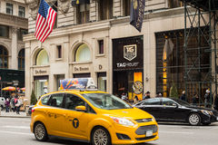 Fifth Avenue NYC Royalty Free Stock Photography