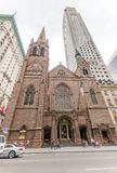 Fifth Avenue Presbyterian Church in New York Royalty Free Stock Images
