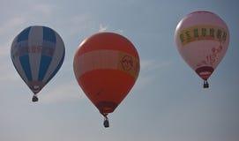 Fifth China (Langfang) International Balloon Festi. Happiness Langfang, flying dream as the theme of the Fifth China (Langfang) International Balloon Festival Stock Photography