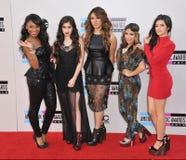 Fifth Harmony Royalty Free Stock Photography