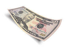 Fifty dollars Royalty Free Stock Image