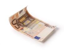 Fifty euro Stock Photos