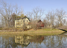 Fifty Point Conservation Area, historic building Stock Images