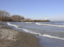 Fifty Point Conservation Area, lighthouse Royalty Free Stock Photography