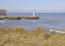 Fifty Point Conservation Area, lighthouse Royalty Free Stock Image