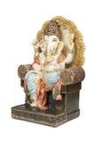 Figürchen des hindischen Gottes Ganesha Lizenzfreie Stockfotografie