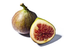 Fig. Beautiful and amazing photo of fig with great colors Royalty Free Stock Photos