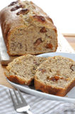Fig Bread Royalty Free Stock Images