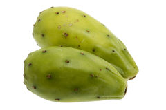 Fig of the cactus, prickly pear Stock Image