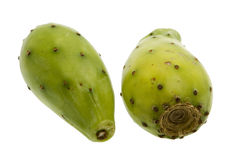 Fig of the cactus, prickly pear Royalty Free Stock Image