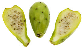 Fig of the cactus, prickly pear Stock Photo