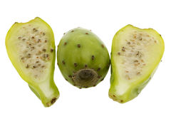 Fig of the cactus, prickly pear Stock Photography