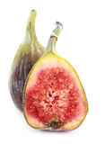 Fig Closeup Stock Images