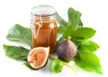 Fig conserve Royalty Free Stock Images