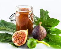 Fig conserve Royalty Free Stock Photography