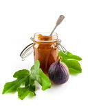 Fig conserve Royalty Free Stock Image