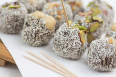 Fig Dessert, Cezerye Stock Photos