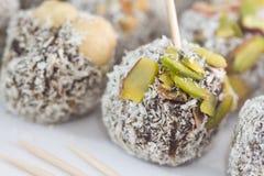 Fig Dessert, Cezerye Stock Photo