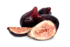 Fig fresh fruit Royalty Free Stock Photos