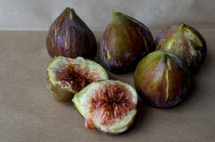 Fig fruits Royalty Free Stock Images