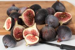 Fig, Fruit, Nutrition, Fresh Stock Photography
