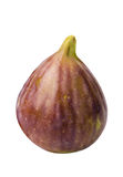 Fig Fruit on White Royalty Free Stock Images
