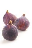 Fig fruit on white background Royalty Free Stock Photos