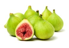 Fig fruits Royalty Free Stock Photos