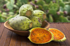 Fig of India. Fig mature wood in India stock image