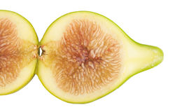 Fig isolated Stock Image