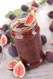 Fig jam Stock Image