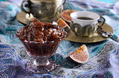 Fig jam Stock Images