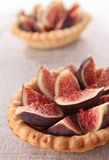 Fig pastry Stock Image