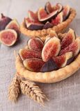 Fig pastry Stock Photography