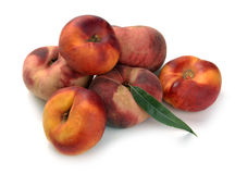 Fig peach and nectarine Stock Photography