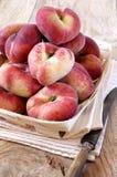 Fig peach Stock Photos