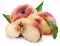 Fig peach Stock Photos