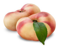 Fig peach Stock Images