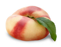 Fig peach Royalty Free Stock Image