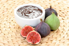 Fig preserved Royalty Free Stock Photos