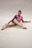FIG Rhythmic Gymnastic WORLD CUP PESARO 2009 Stock Images