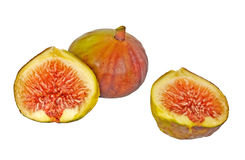 Fig and sections Stock Images