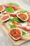 Fig Tarte Stock Images