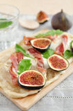 Fig Tarte Royalty Free Stock Image