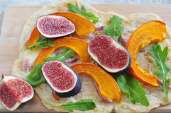 Fig Tarte Royalty Free Stock Photo