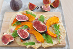 Fig Tarte Royalty Free Stock Images