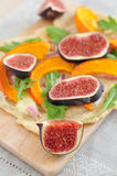 Fig Tarte Stock Photos