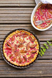 Fig tarts Royalty Free Stock Photography