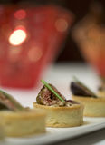 Fig tarts Stock Images
